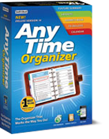 AnyTime Organizer Deluxe 14