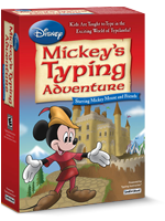 Disney: Mickey's Typing Adventure