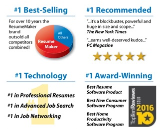 ResumeMaker® Ultimate  - Awards