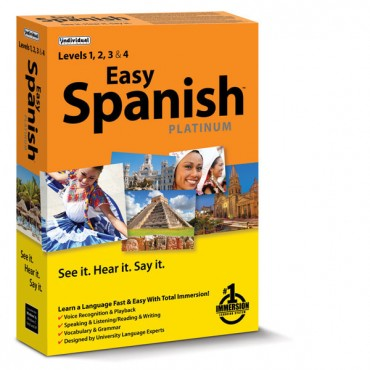 Easy Spanish™ Platinum