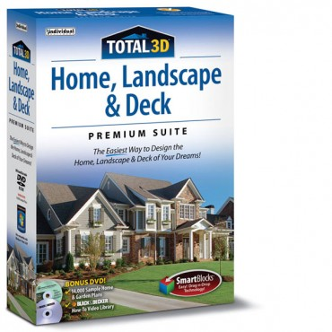 Total 3D™ Home, Landscape & Deck Premium Suite 12