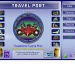 Time Travel Typing Adventure Port