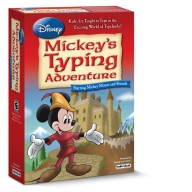 Disney Mickey's Typing Adventure - Mac