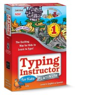 Typing Instructor® for Kids  Platinum 5 - Windows