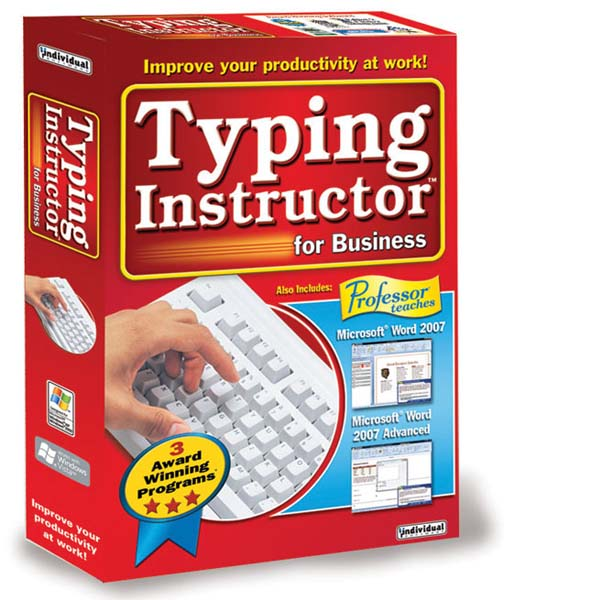 typing instructor for business 2