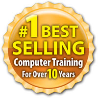 #1 Best-Selling Computer Training Software