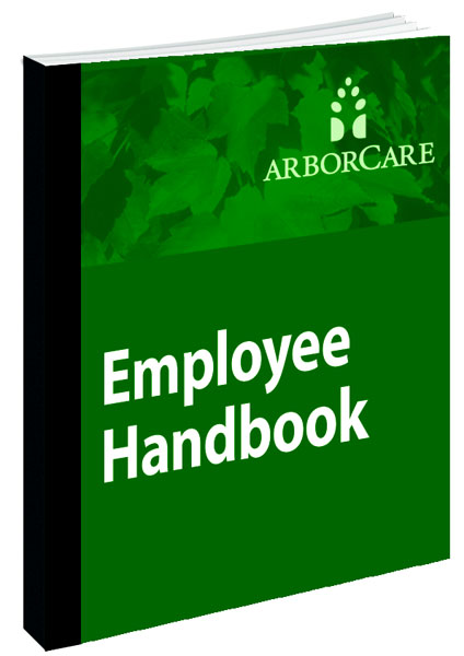 Employee handbook retail template free software and for Free employee handbook template for small business