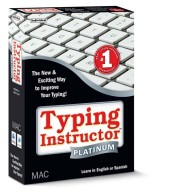 Typing Instructor® Platinum 21  - Mac