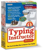 Typing Instructor® Deluxe 17