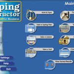 Typing Instructor for Business Main Menu