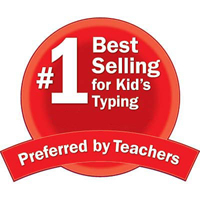 #1 Best Selling for Kid's Typing