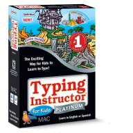 Typing Instructor® for Kids  Platinum 5 - Mac
