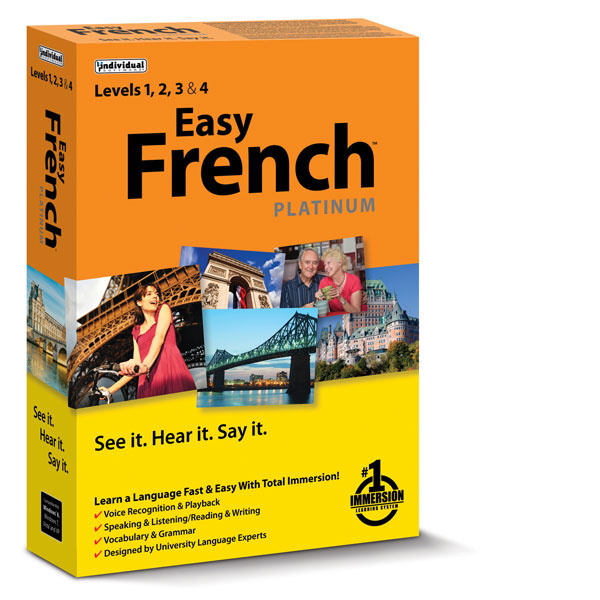 Easy French - Learn French Today! | Individual Software
