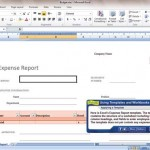 Excel Lesson: Using Templates and Workbooks