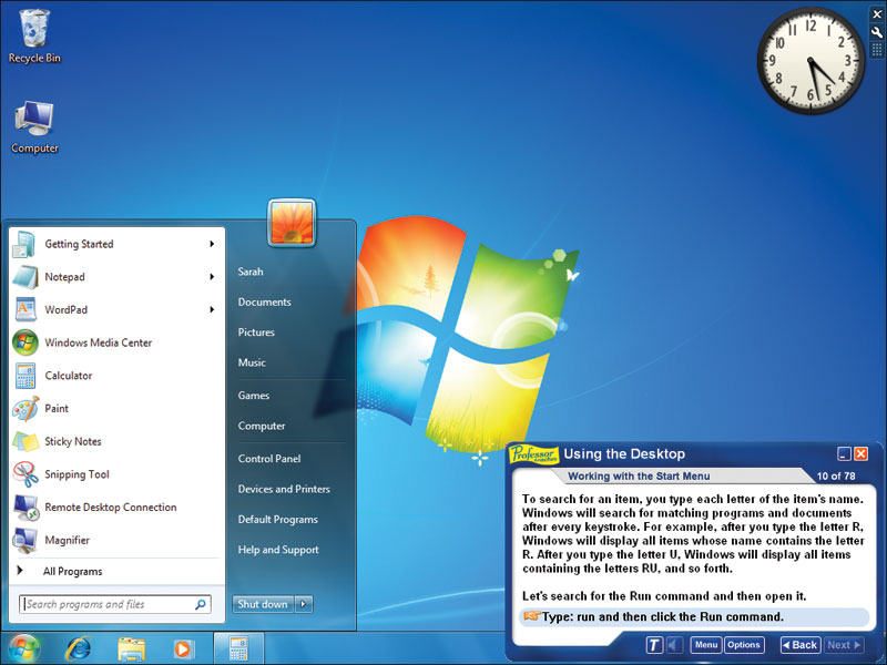 Professor teaches office 2010 windows 7 individual - Best free office software for windows 7 ...