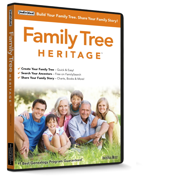 Family Tree Heritage™