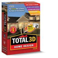Total 3D™ Home Design Deluxe