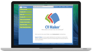write a better resume cv maker for mac individual software