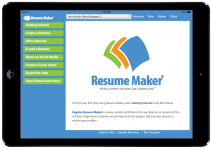 Resume Maker® for iPad