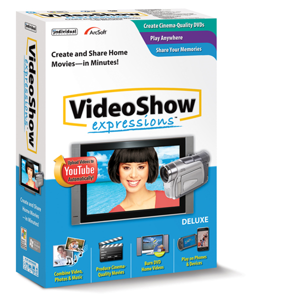 VideoShow Expressions™ Deluxe 2