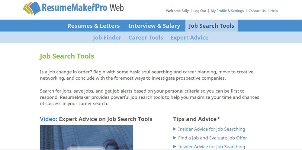 resumemaker professional web 699 monthly subscription