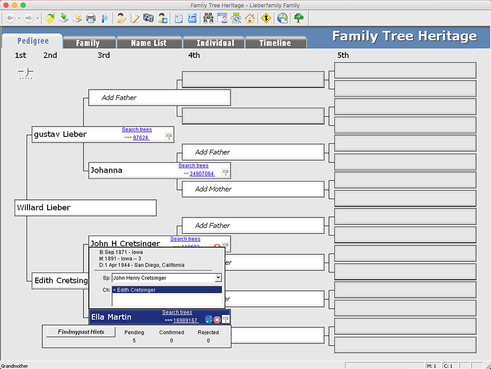 best family tree software for mac 2018