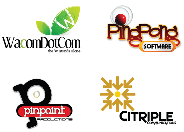 Design your company logo with sophisticated tools.