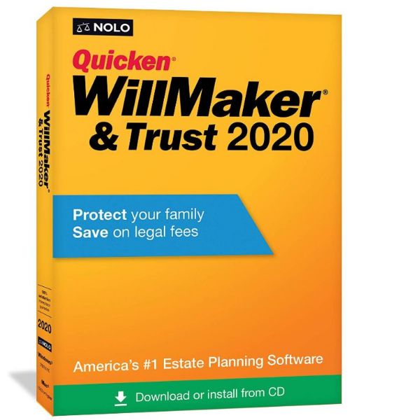 WillMaker & Trust 2020 Box Shot